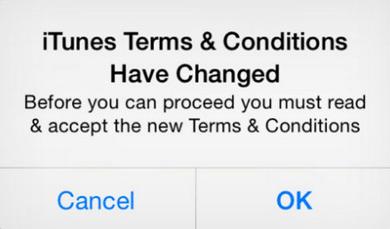 iTunes Terms & Conditions