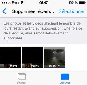 Recover Accidentally Deleted Photos on your iOS 8