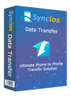 Tutoriel de  Syncios data transfer